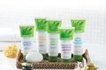 Новая линия herbal aloevera по уходу за телом и волосами.