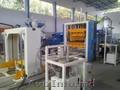 Стационарная машина по производству блоков,  брусчатки,  бордюров Sumab E-400