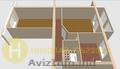 Продается 2 комнатная квартира на Бородинке